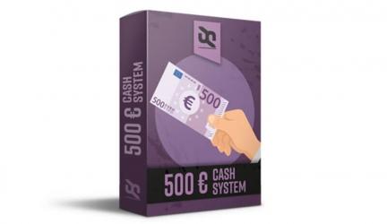 500€ CashSystem von Said Shiripour