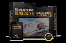 Die Affiliate Webinar Blackbox 3.0 von Ralf Schmitz