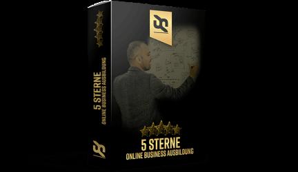 5 Sterne Online Business Ausbildung