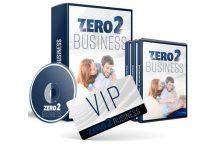 Zero 2 Business von Said Shiripour